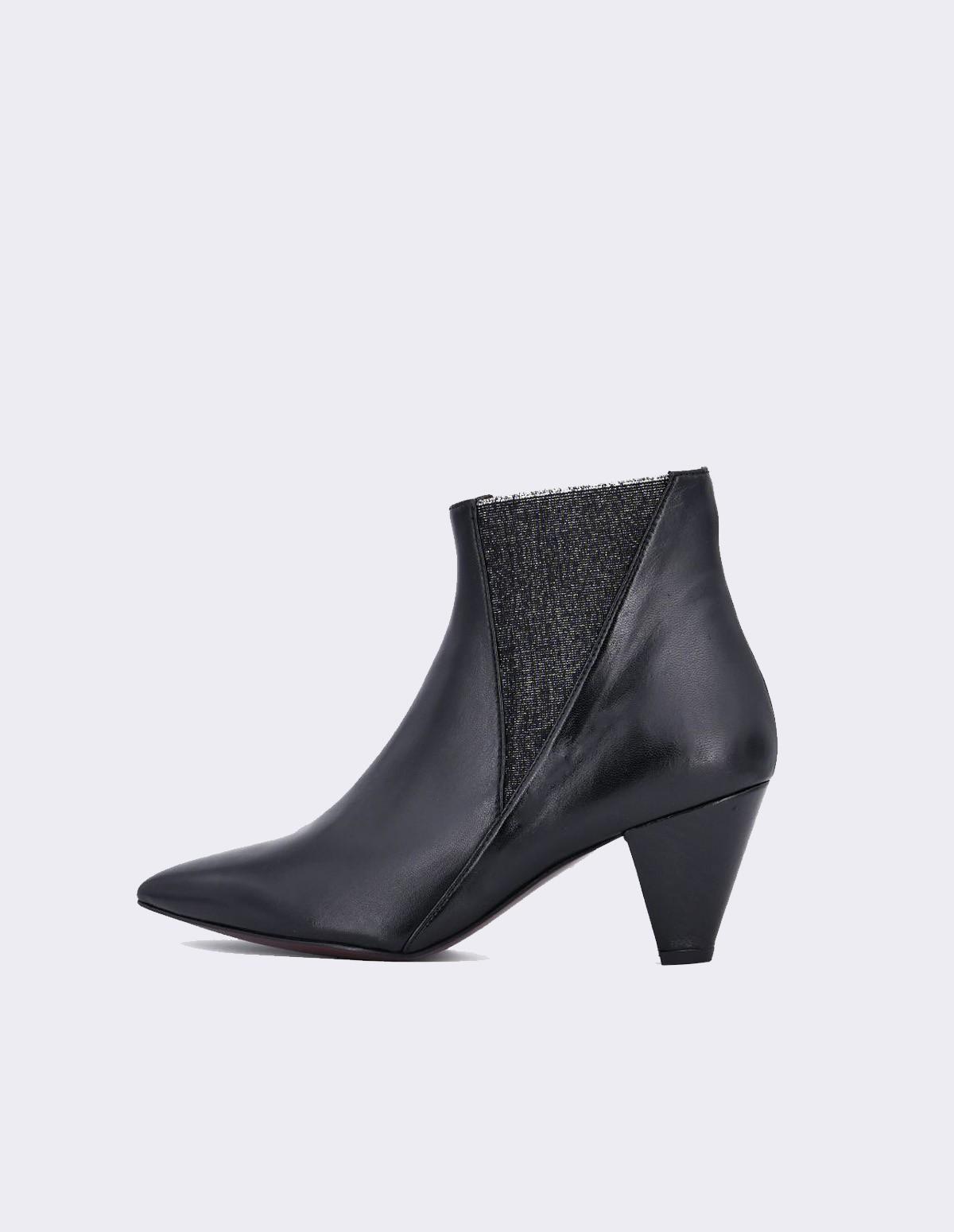 Ag Artic Boots - NOIR/ARGENT