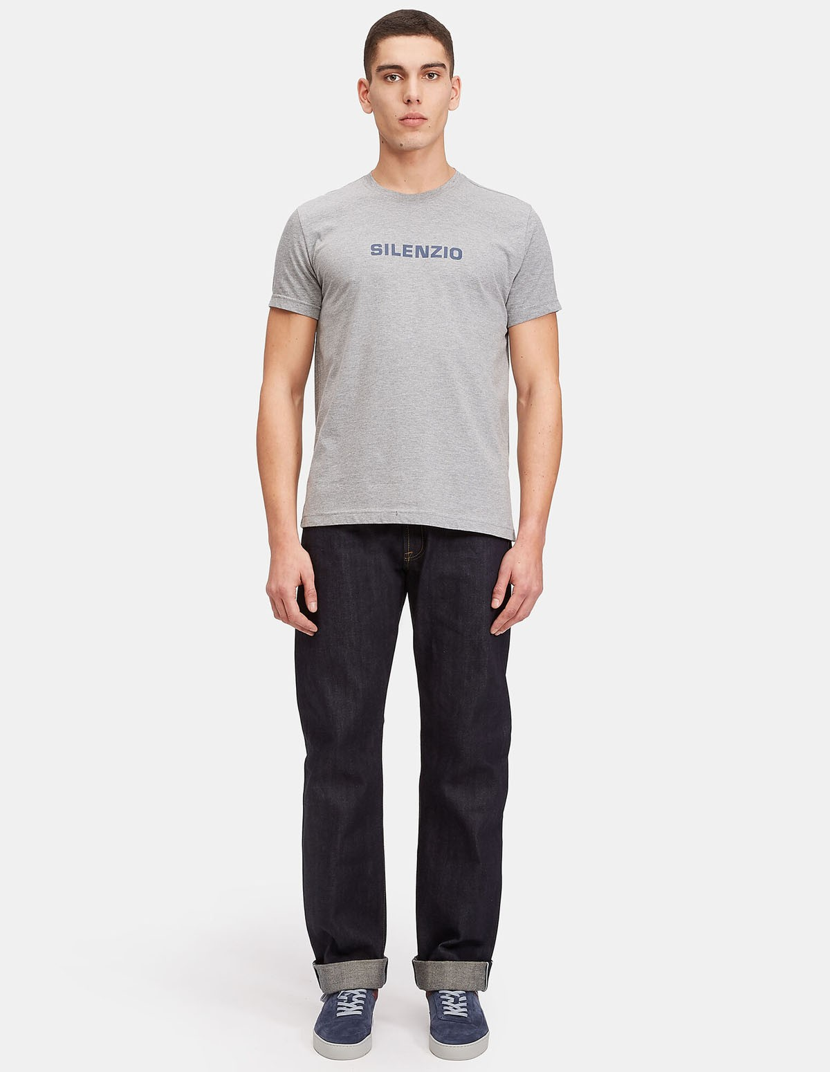 Aspesi T-shirt Silenzio