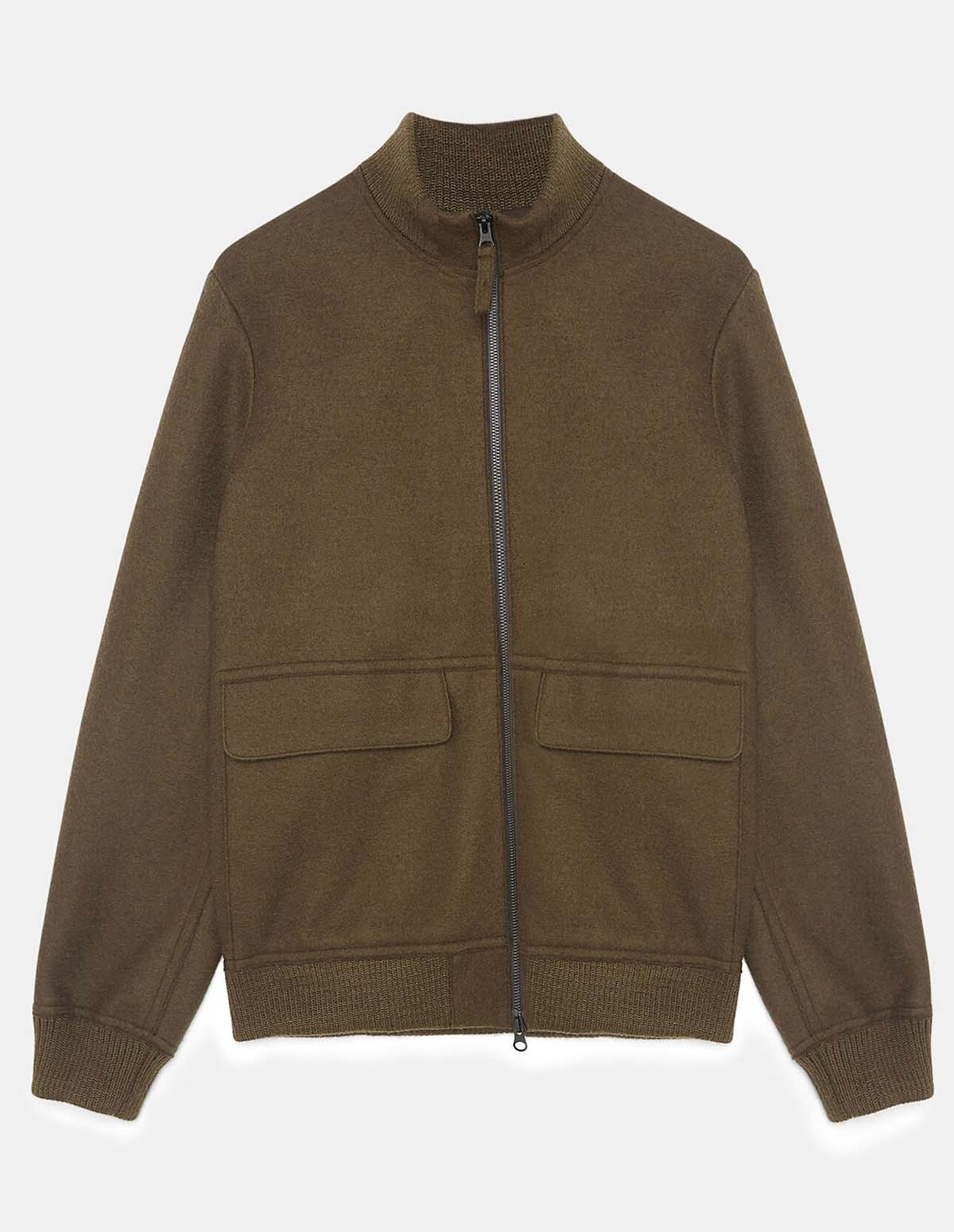 Aspesi New Astor Jacket - MILITARY