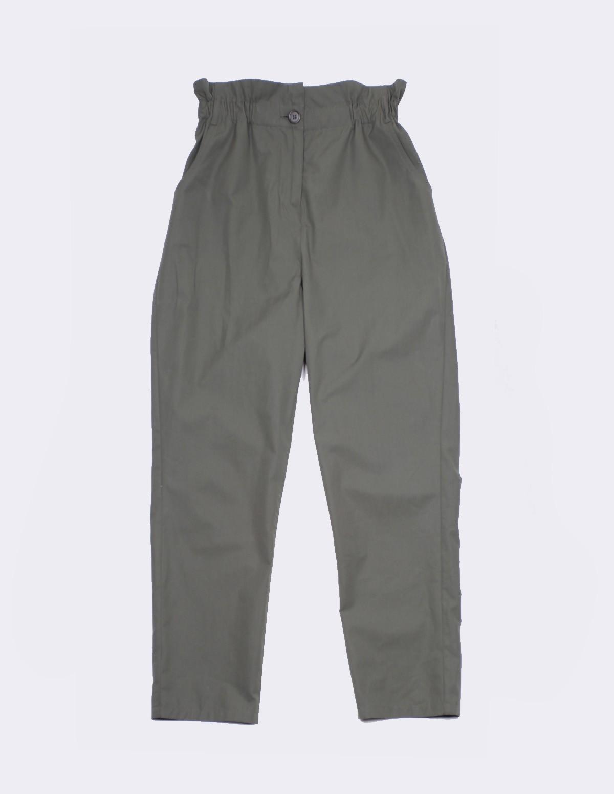 Aspesi Women Trousers H118 - GREEN FOREST
