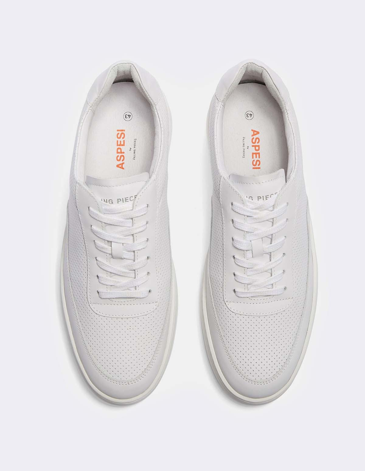 Aspesi X Filling Pieces - WHITE