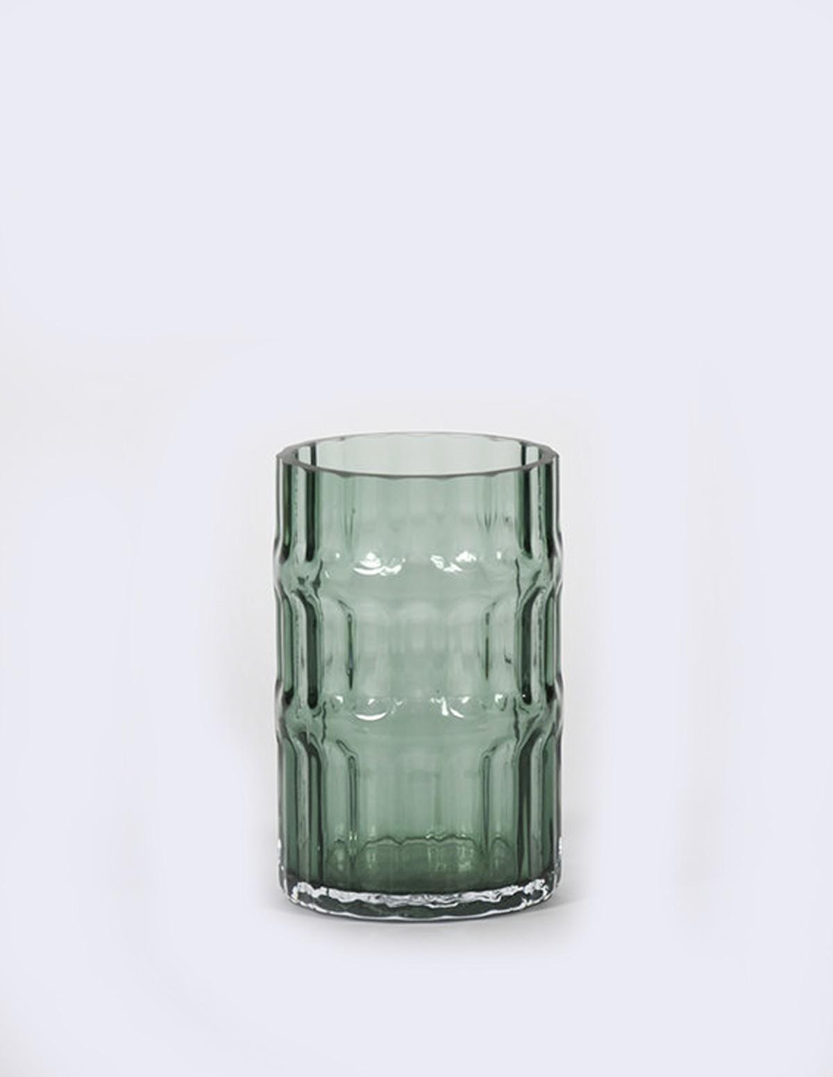 Eno Studio Ondin Small Vase - VERT