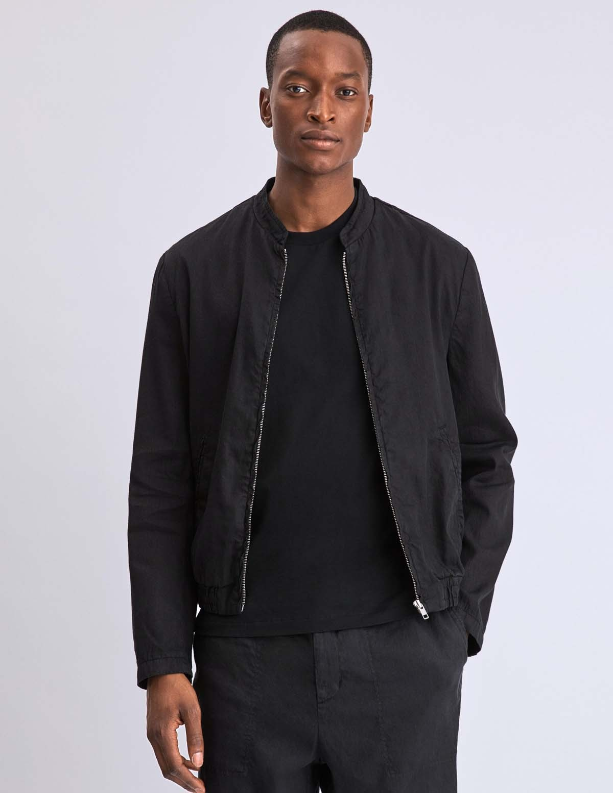 Fk M Kiruna Jacket - BLACK
