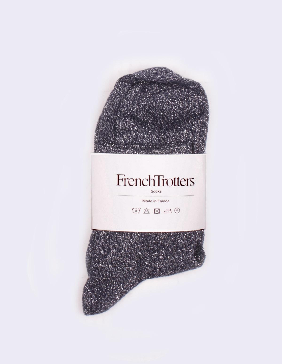 Ft Brillob Socks - NAVY