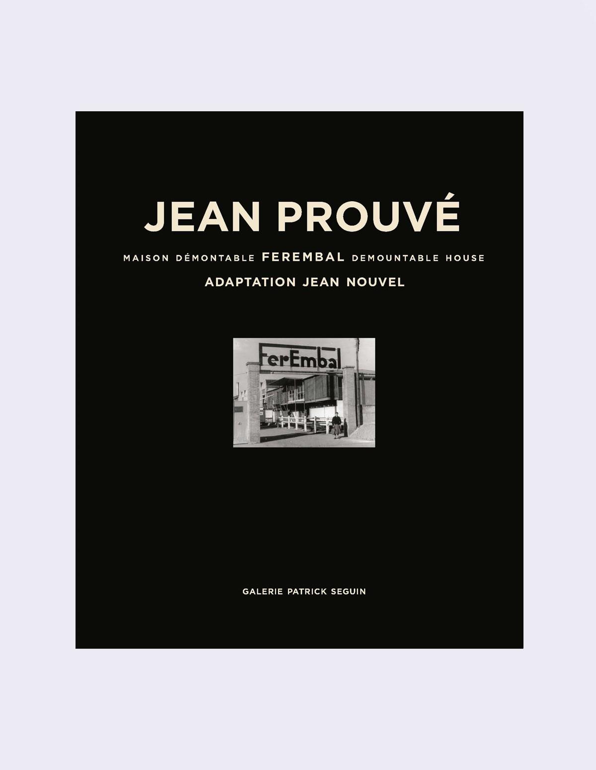 J. PROUVE MAISON DEMOUNTABLE