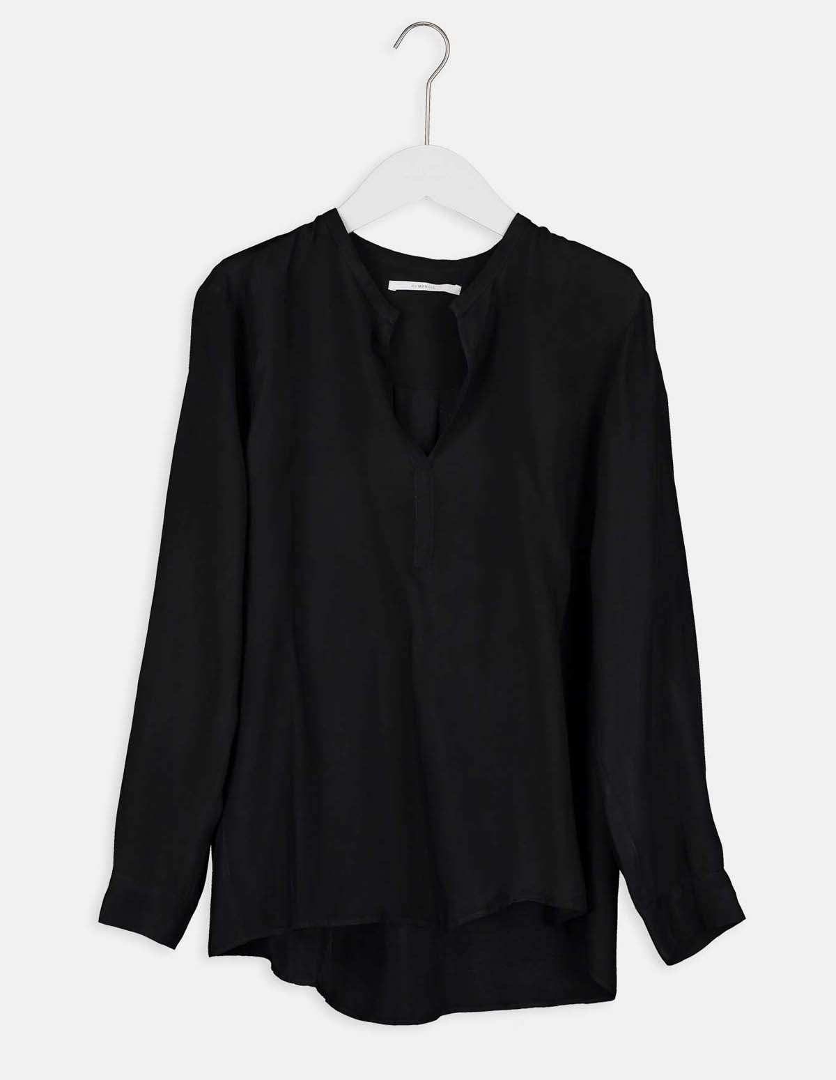 Huma Demie Top - BLACKISH
