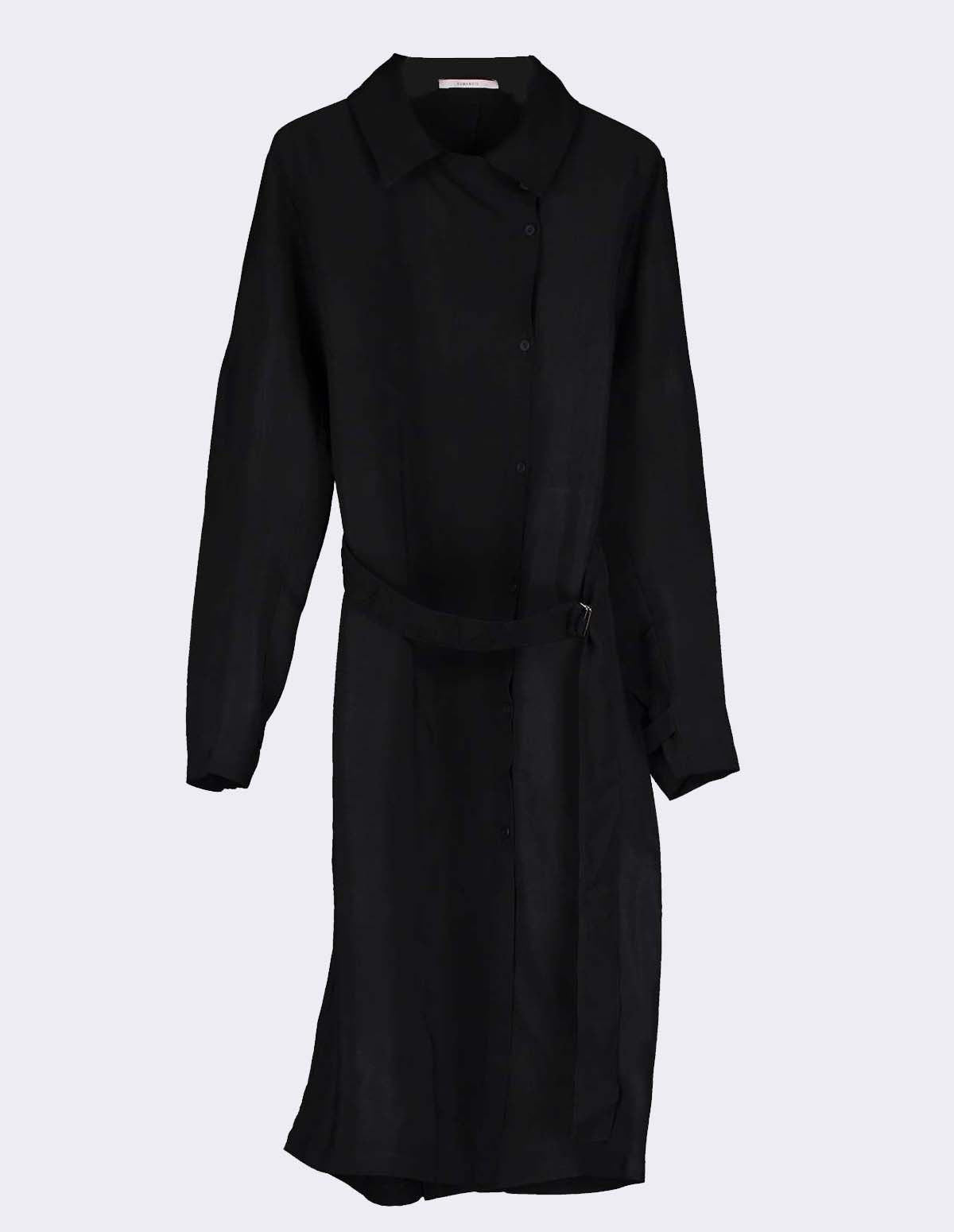 Huma Ginya Dress - BLACKISH