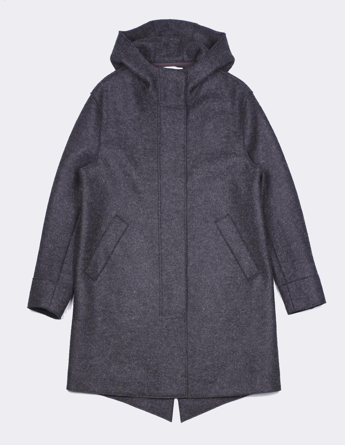 Hwl Fishtale Parka Women - ANTHRACITE