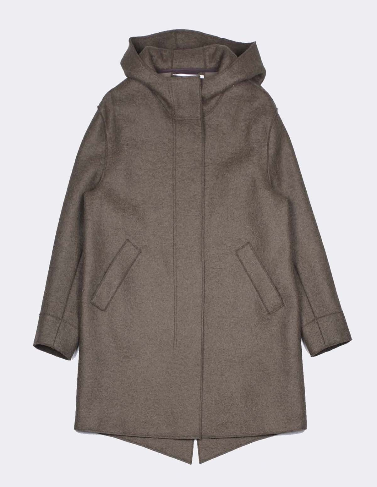 Hwl Fishtale Parka Women - MOSS GREEN