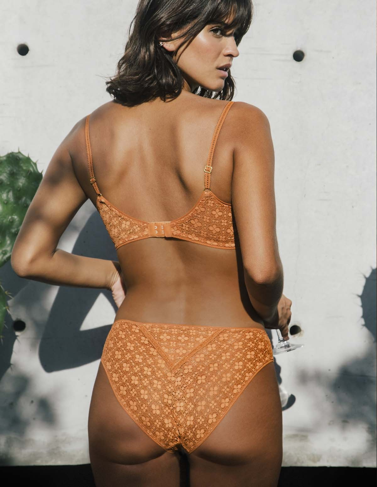 Icone Merida Culotte - ORANGE