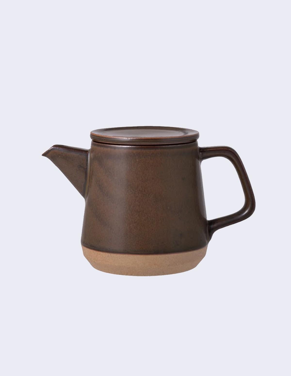 Clk 151 Teapot 500ml - BROWN
