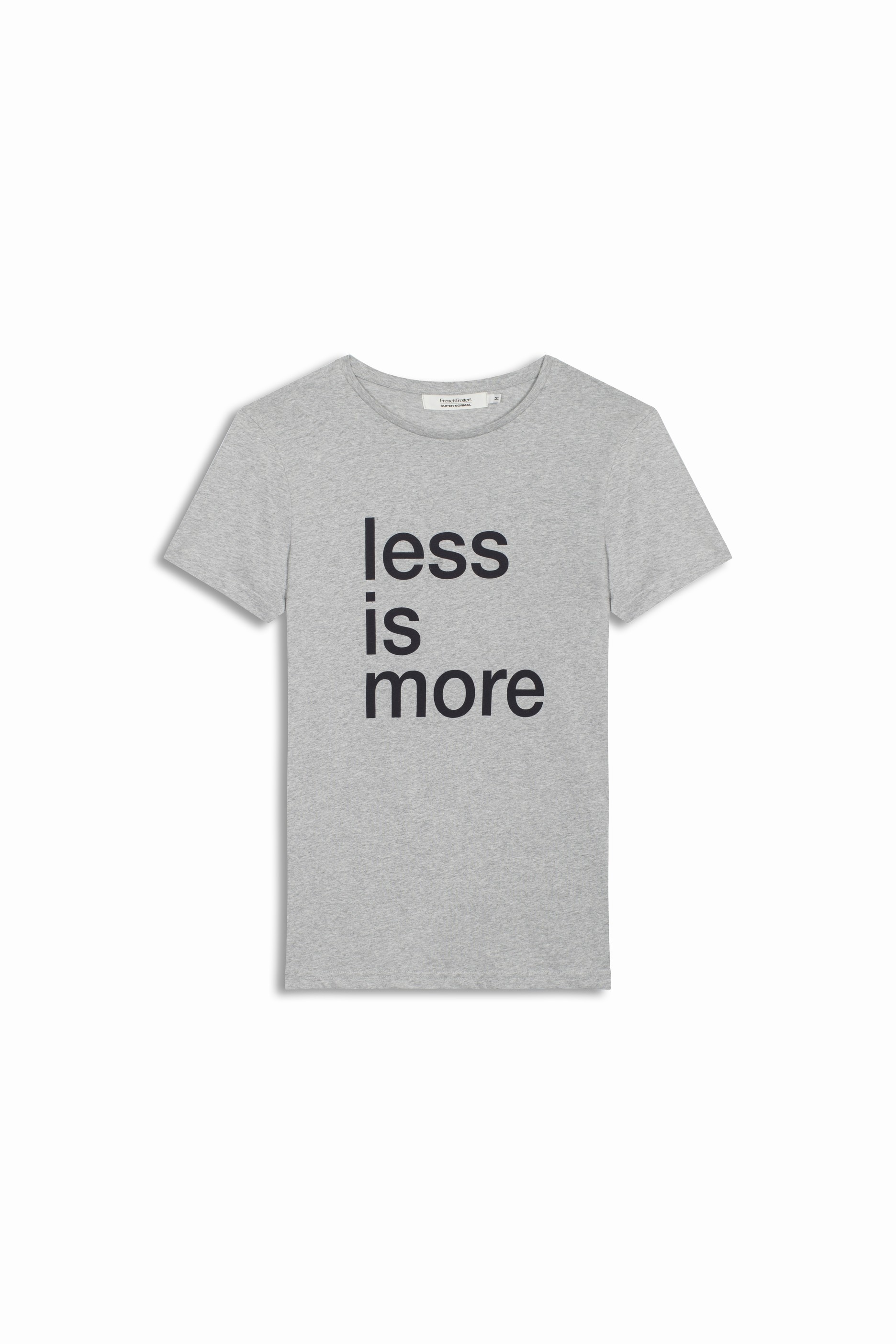 MARK LESS IS MORE - GREY