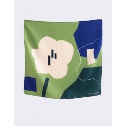 Maison Ours Fleur 50x50