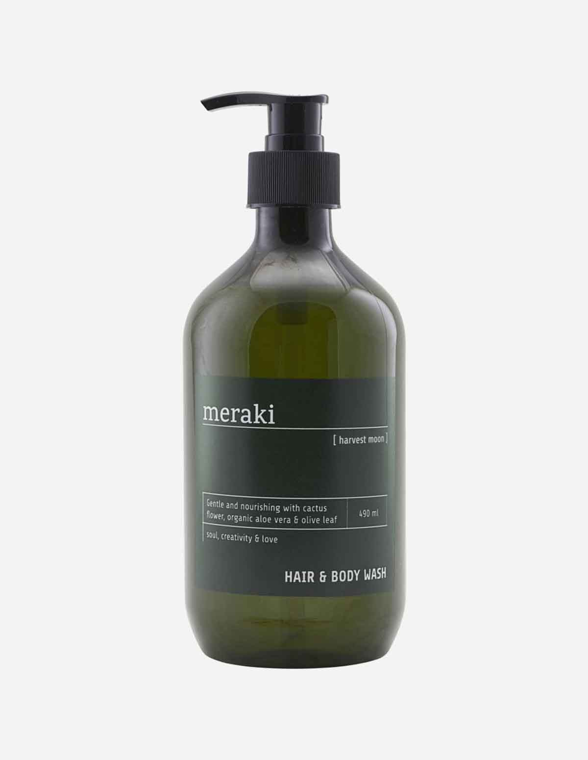 Meraki Hair & Body Wash Men