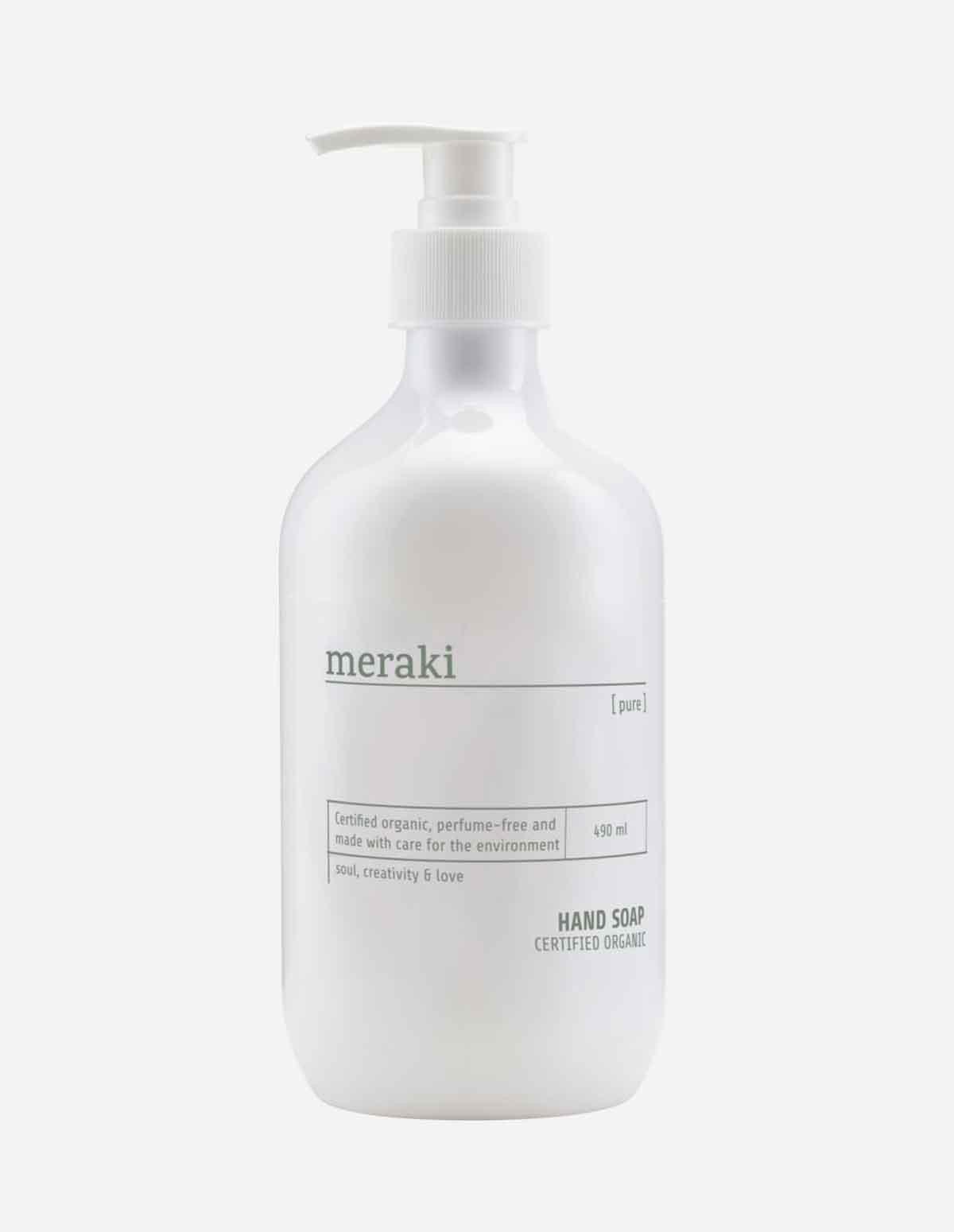 Hand Soap Pure 490ml