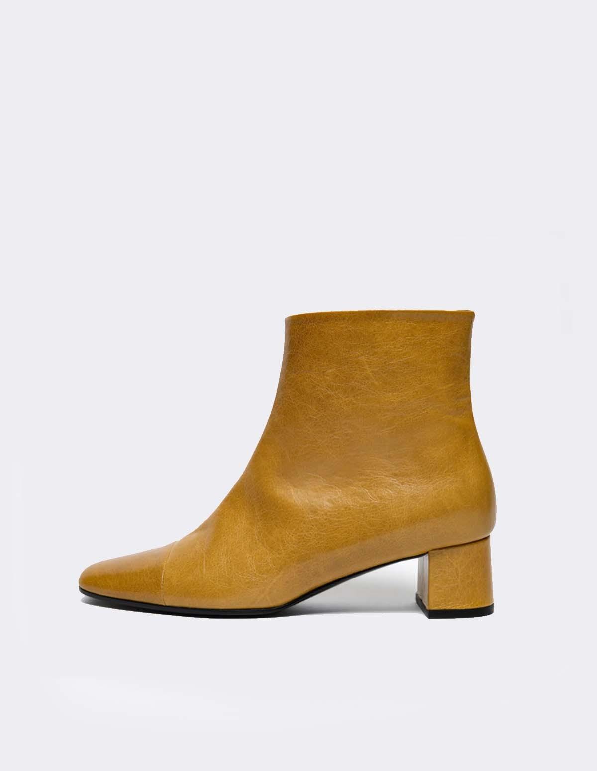 Mv Olaf Boots - GIALLO