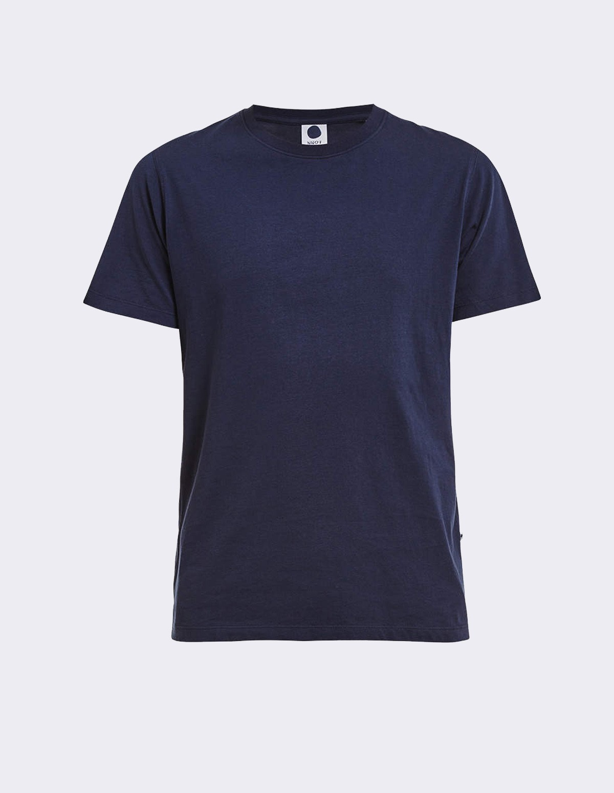 Pima Plain Tee - NAVY