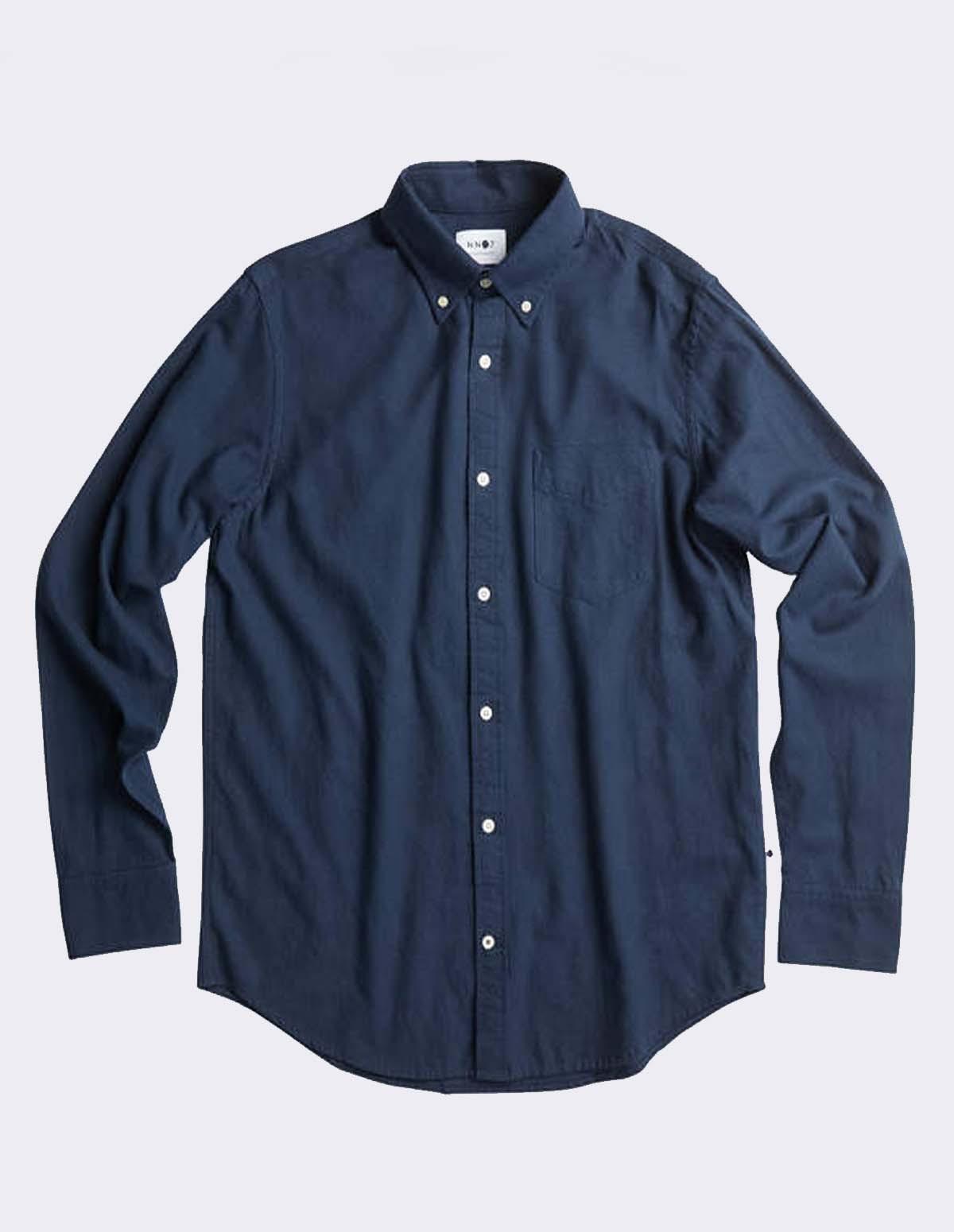 Nn07 Levon Shirt 5159 - 200 NAVY