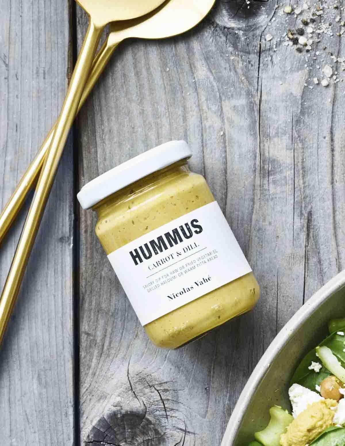 Nv Hummus Carrot Dill