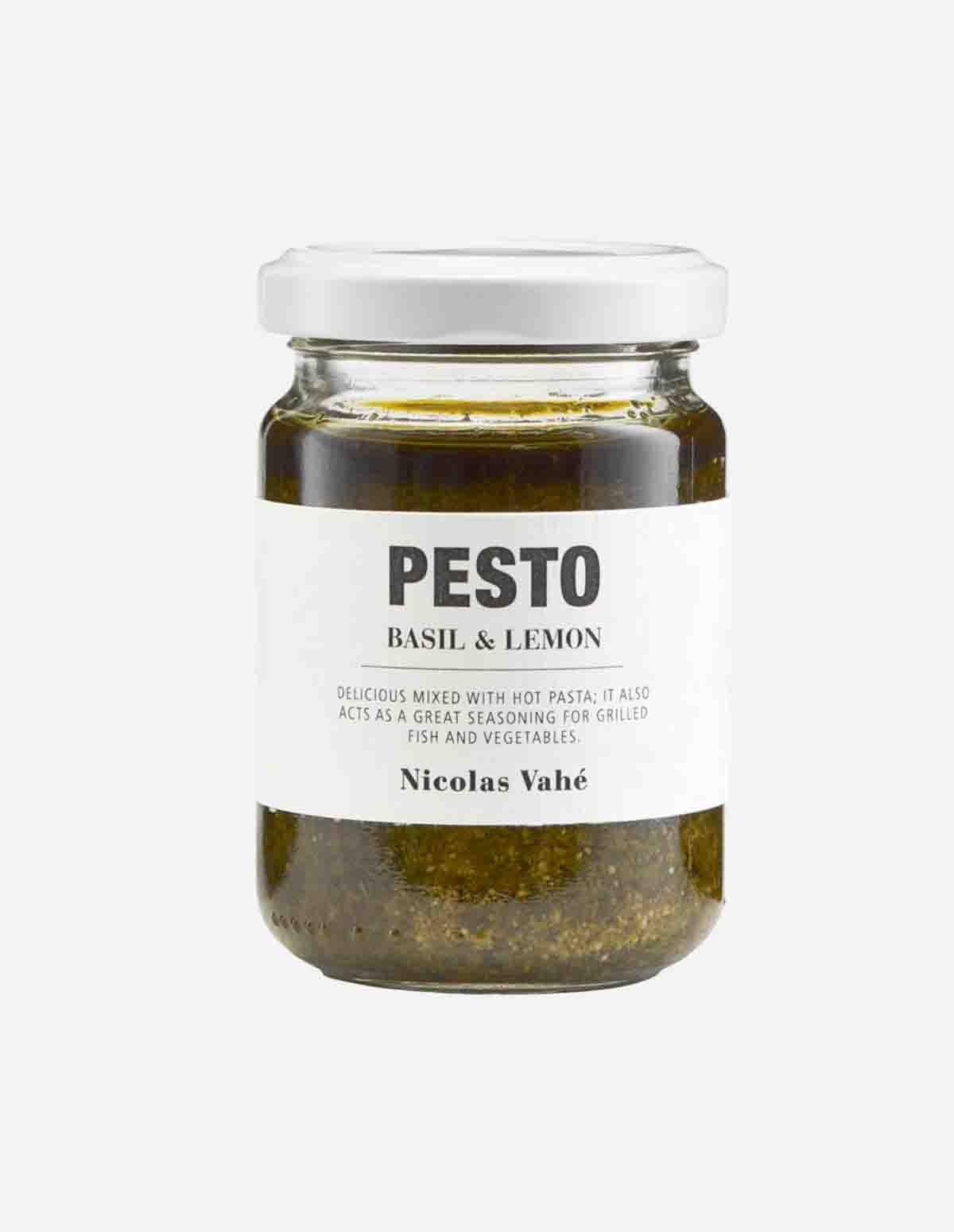 Nv Pesto Basil Lemon