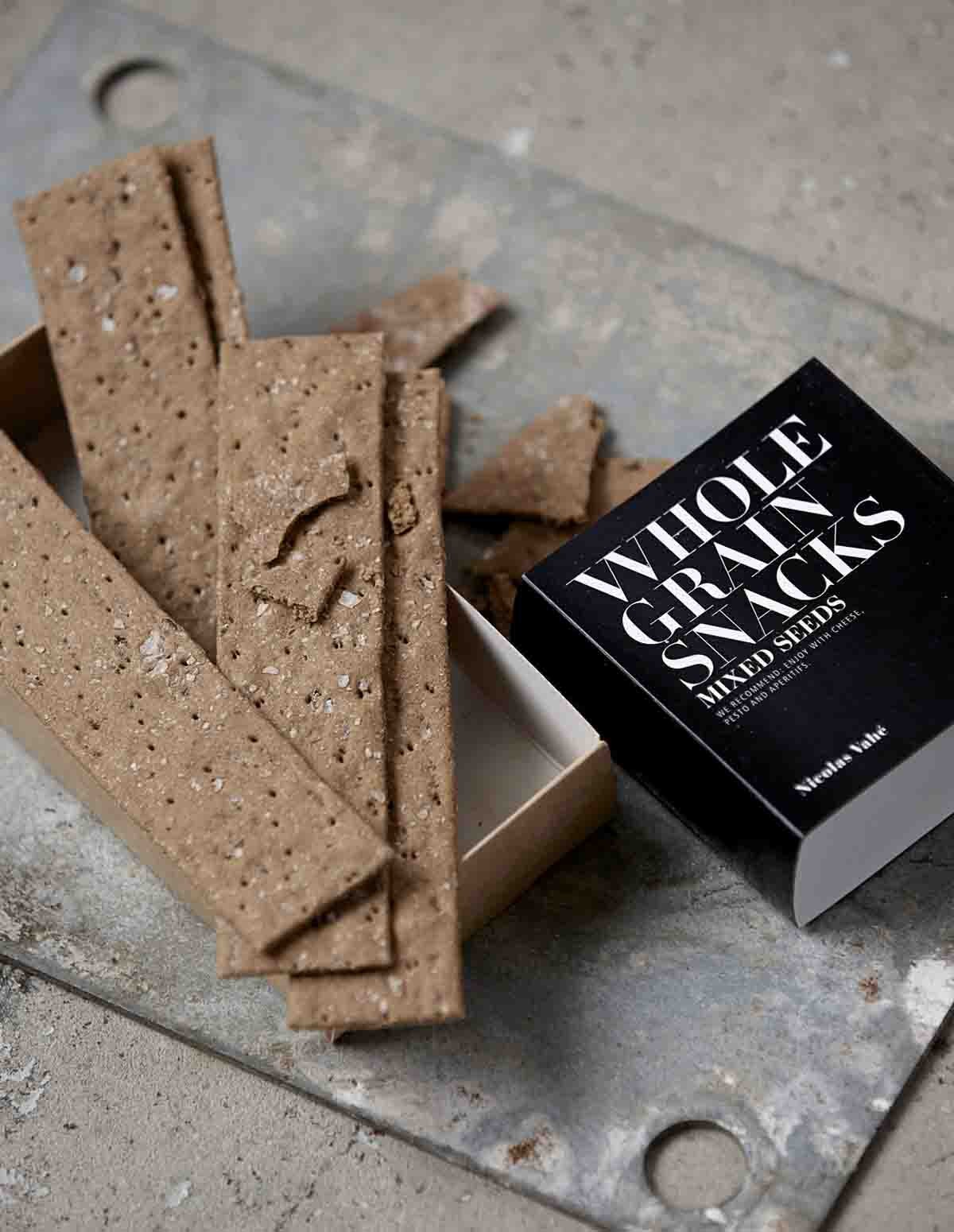 Nicolas Vahe Wholegrain Seeds