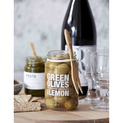 Nicolas Vahe Green Olives With
