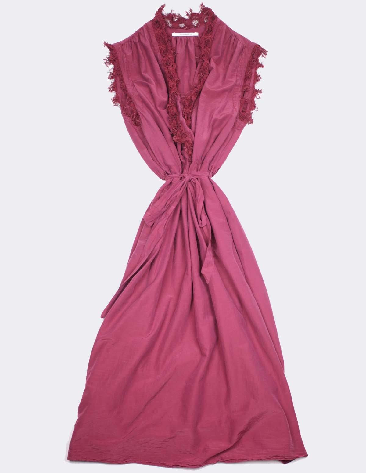 Pom 3193p/20655 Dress - MAGENTA