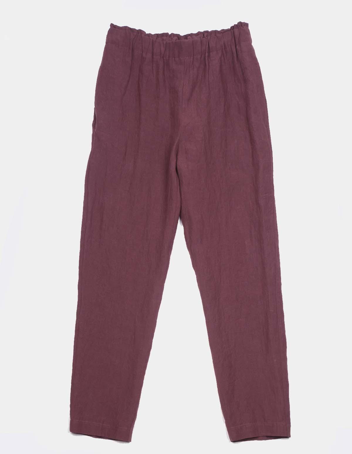 Pom 7123/50751 Pants - PRUNE 48
