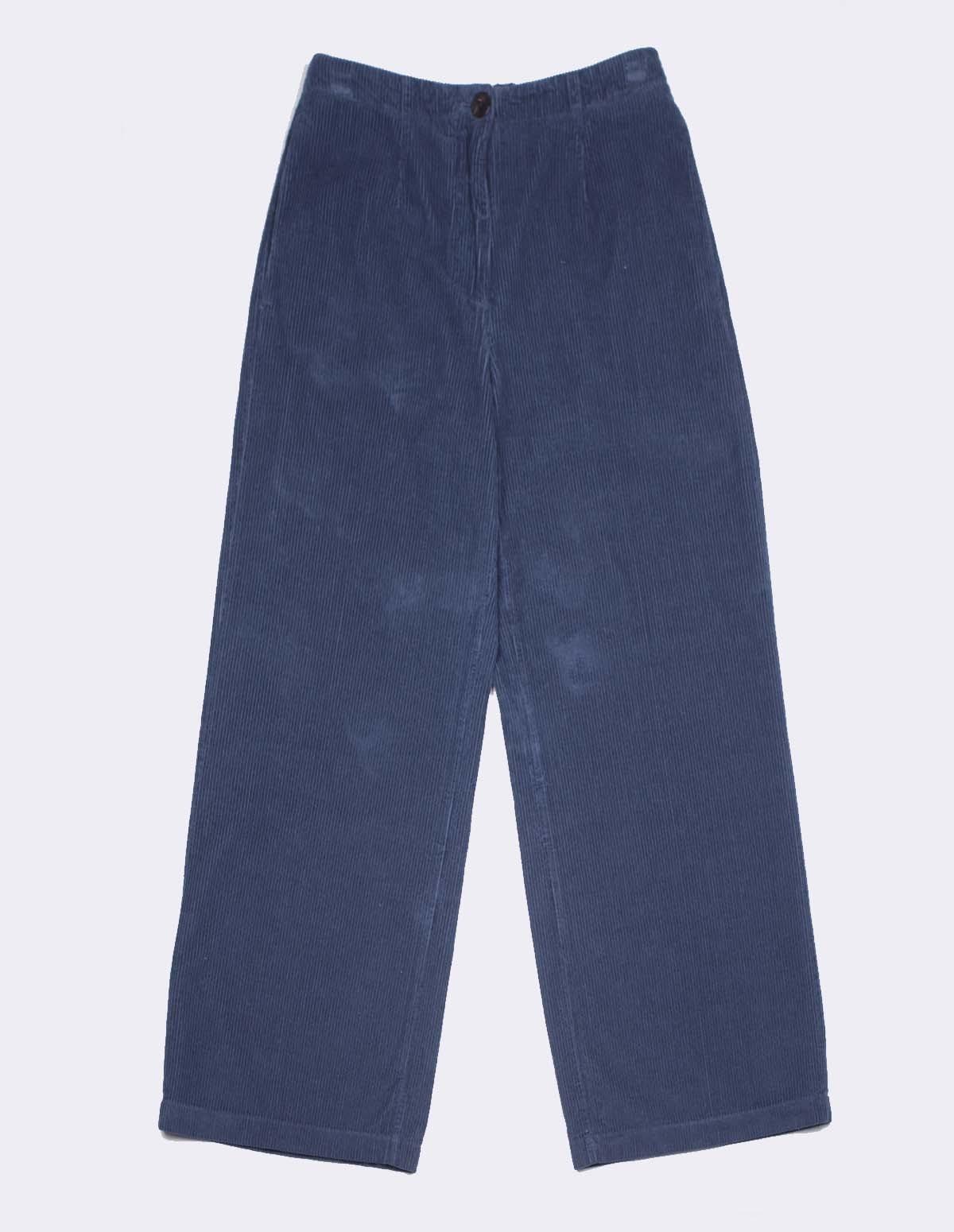 Pom 7128f/10516 Pants - 89 PETROLE