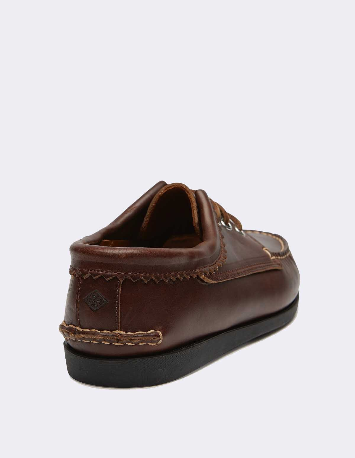 Quoddy Blutcher Leather