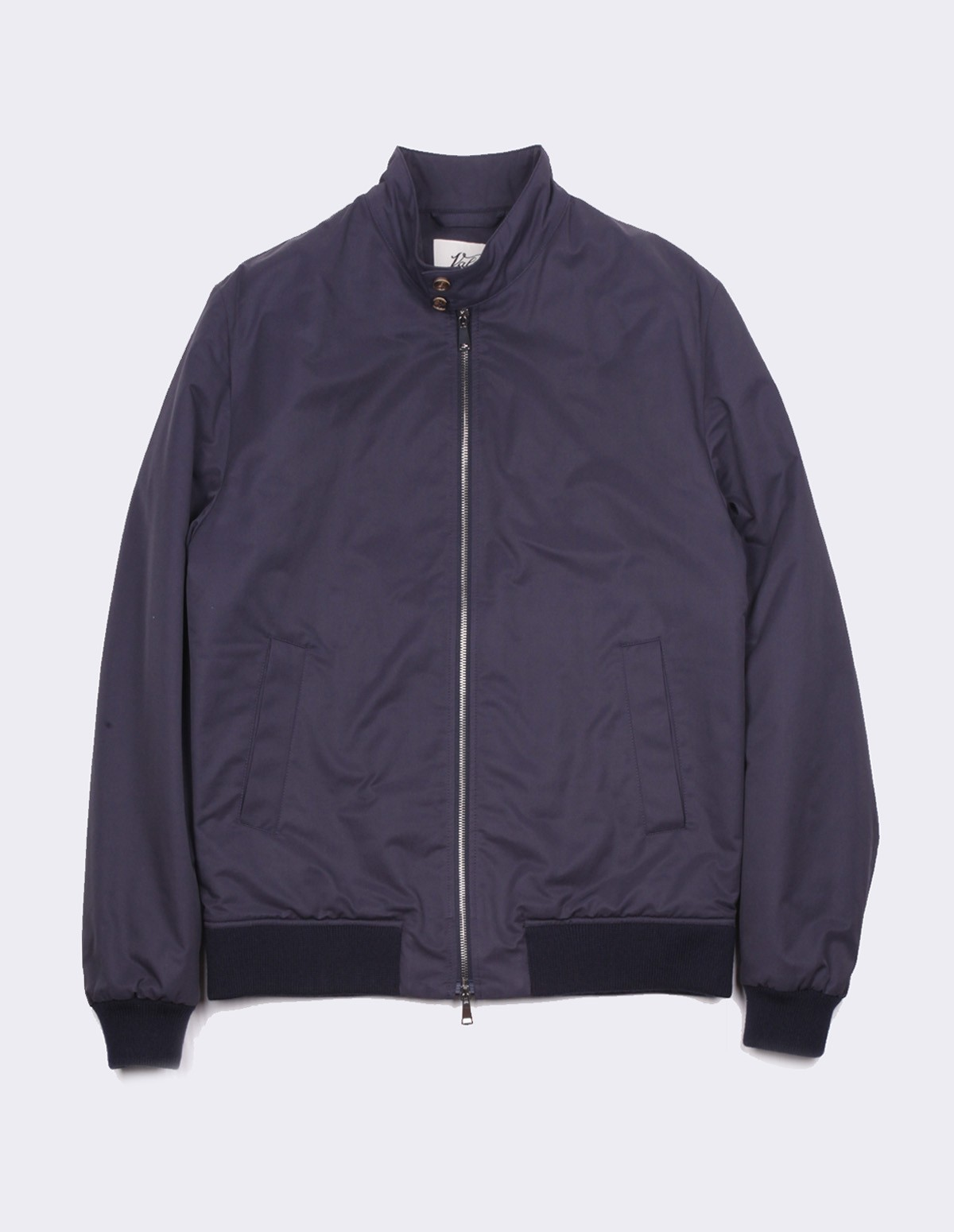 Valstar Zip Jacket Cotton - NAVY