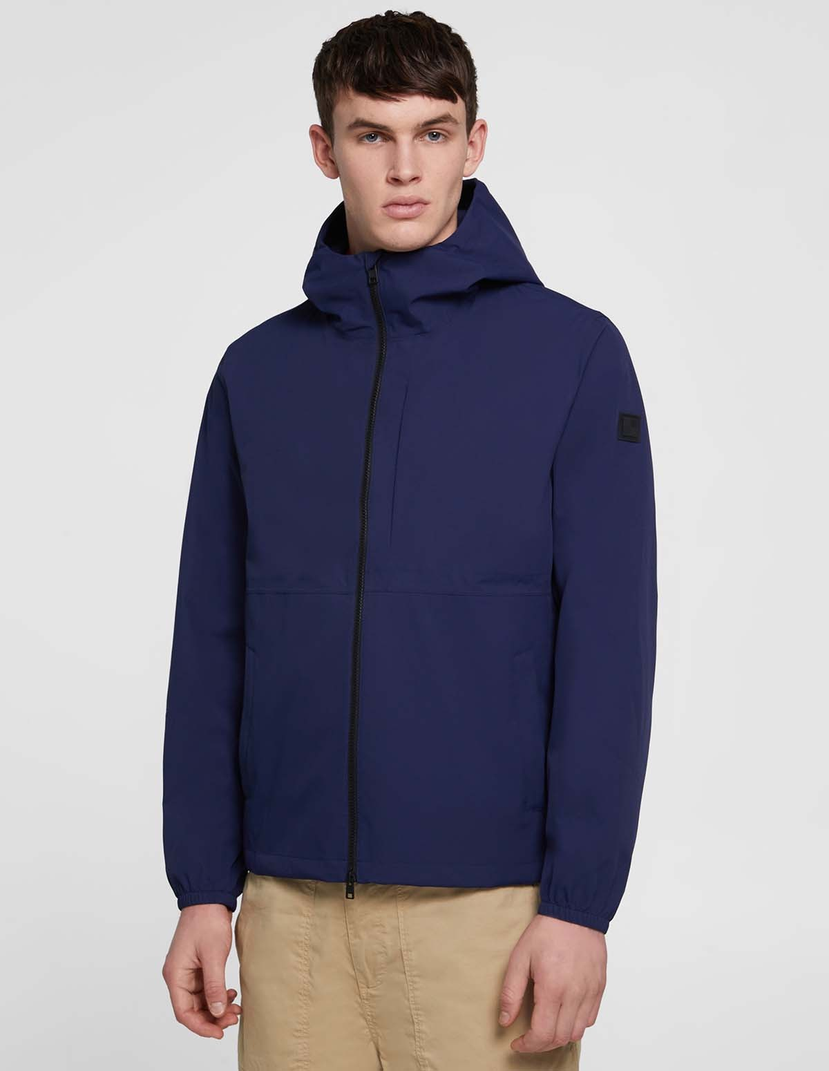 Wr Pacific Jkt 2l - PEACOAT BLUE