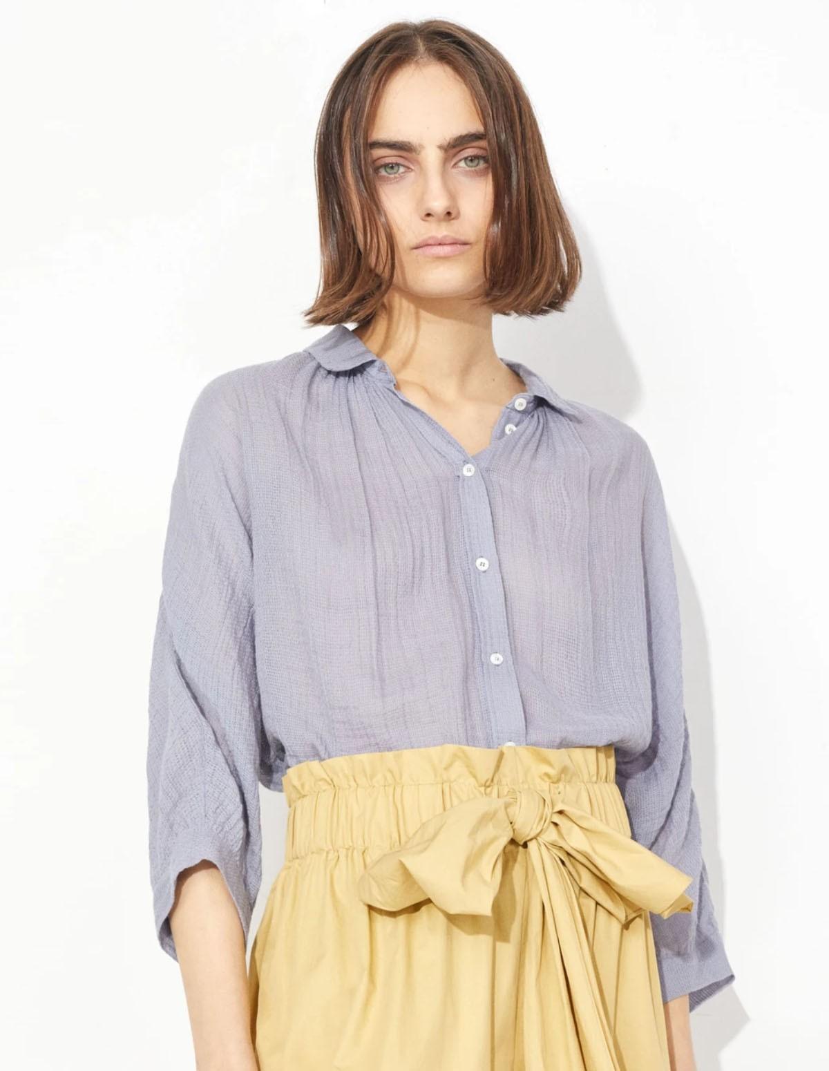 Masscob Caletta Shirt - TITANUIM