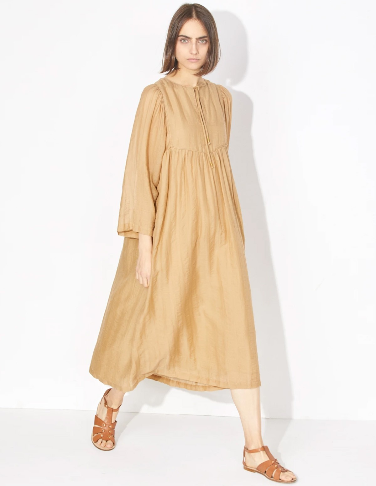 Masscob Vernette Dress - HAZEL