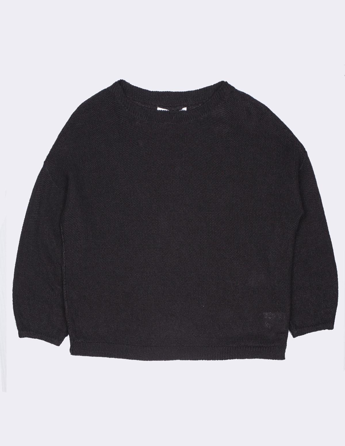 Pom 8289/75102 Pull - BLACK 99