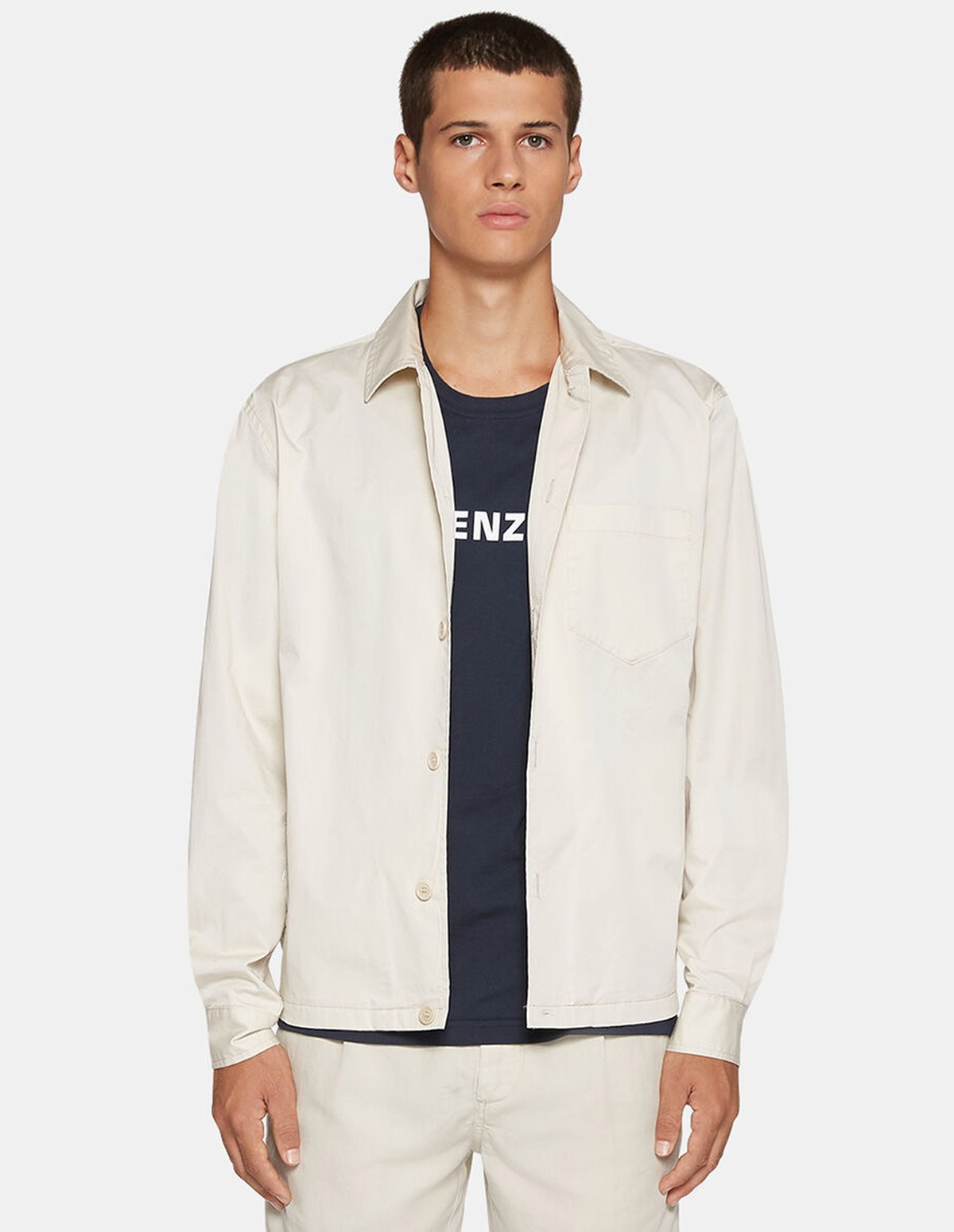 Aspesi Shirt Jacket - ICE