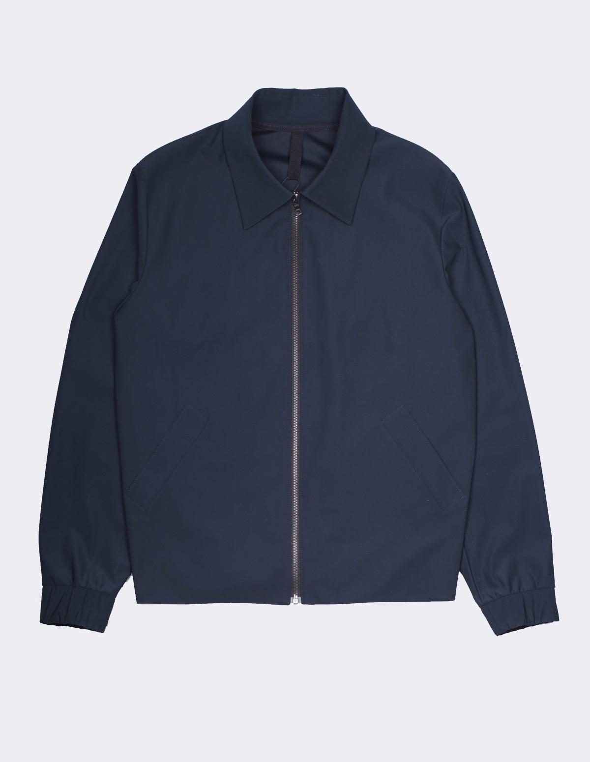 Hwl Men Golf Jacket Light Tech - DARK BLUE