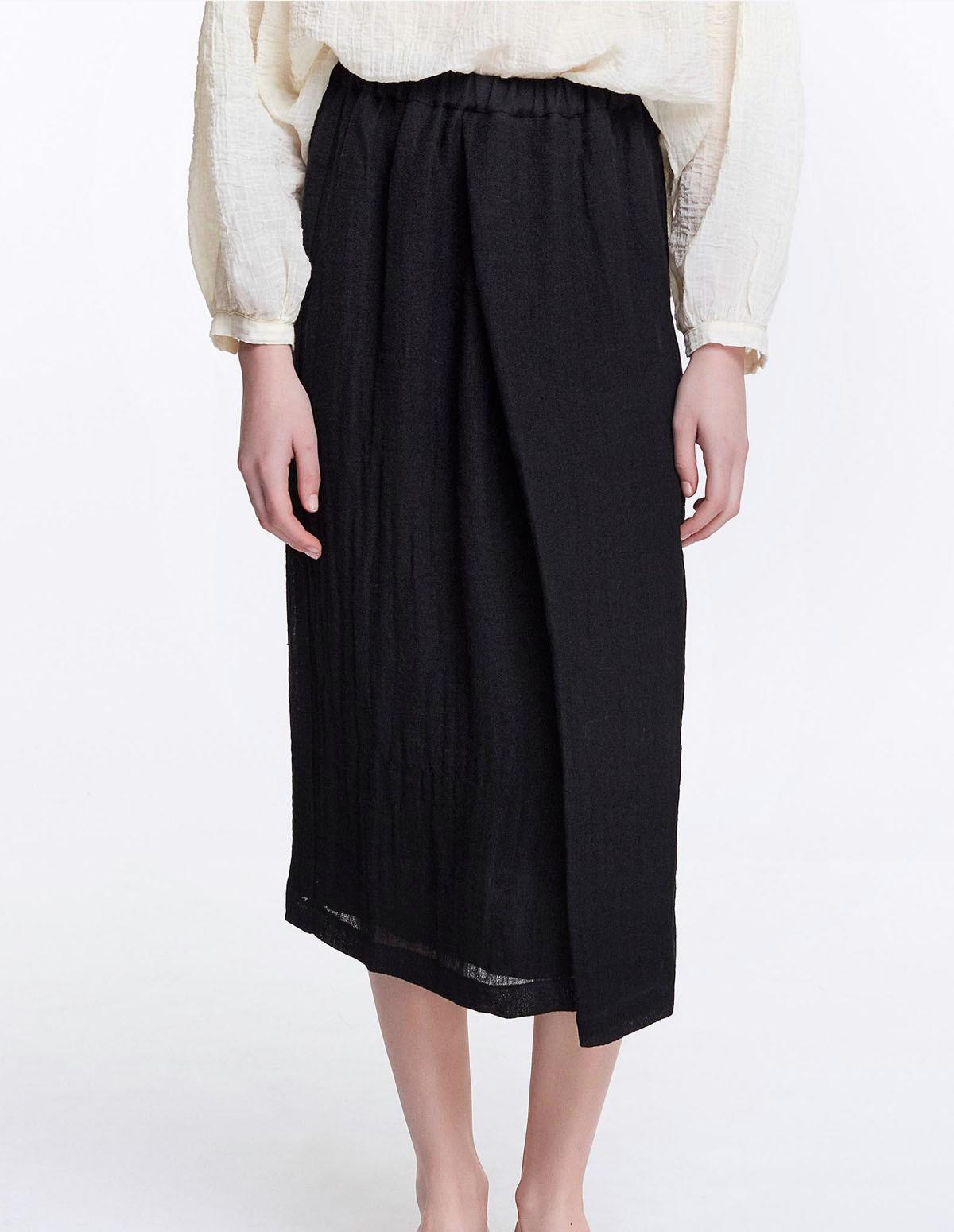 Pom 1156/30117 Skirt - NOIR 99