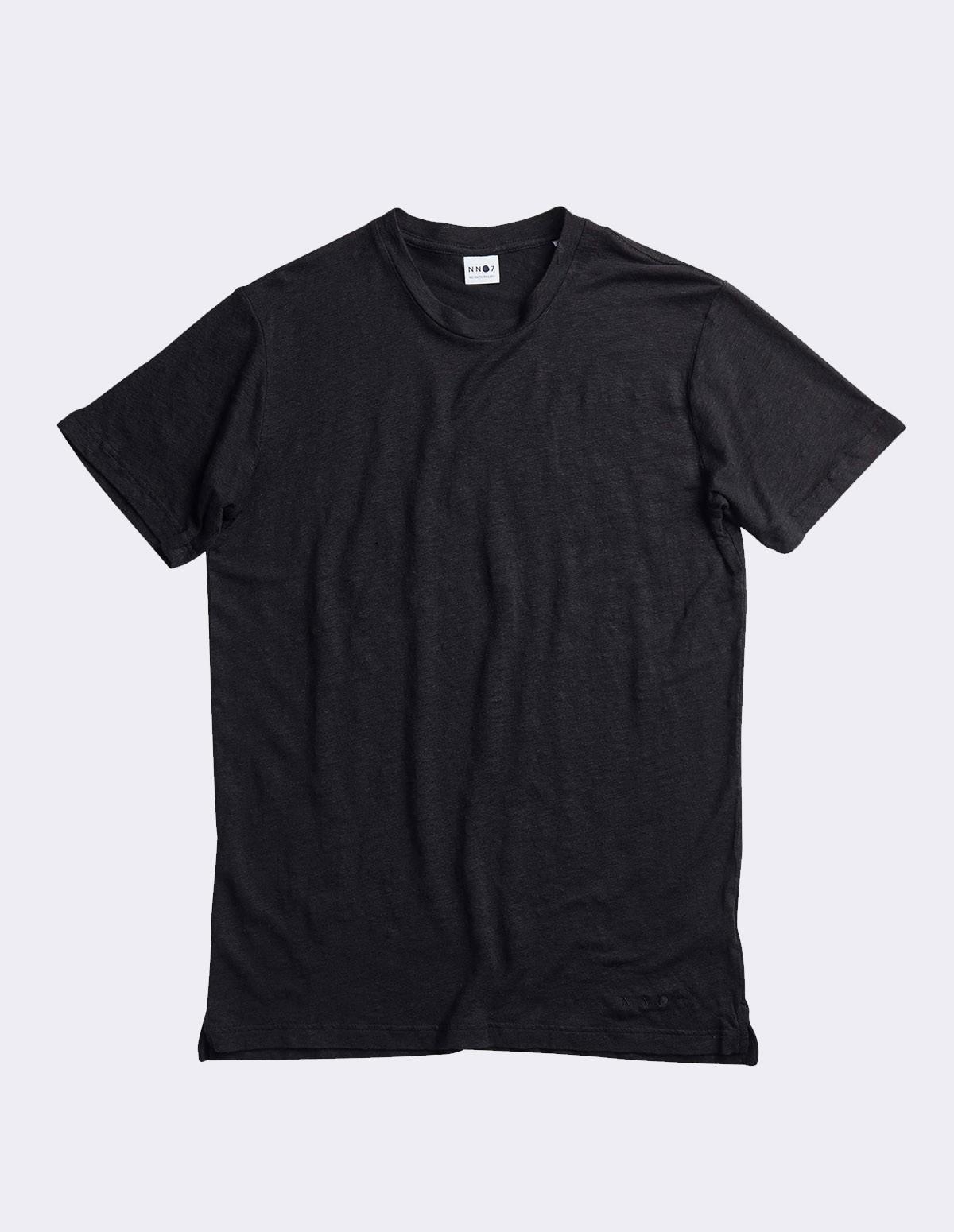 Nn07 Dylan Linen 3263 - BLACK 999