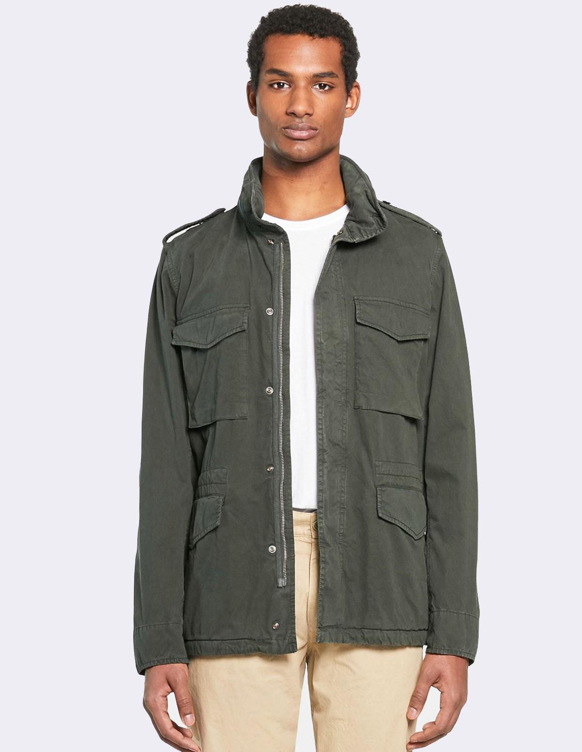 Aspesi Minifield Jacket - GREEN