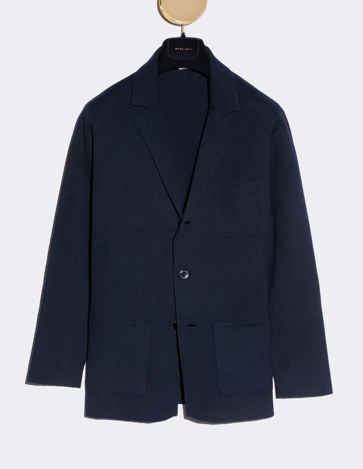 Boglioli Knitted Jacket