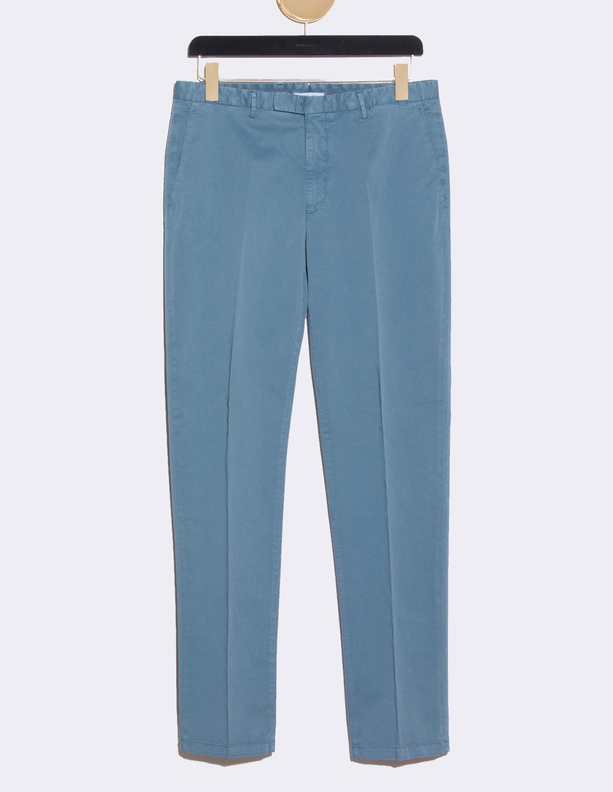 Boglioli Cotton Twill Pants