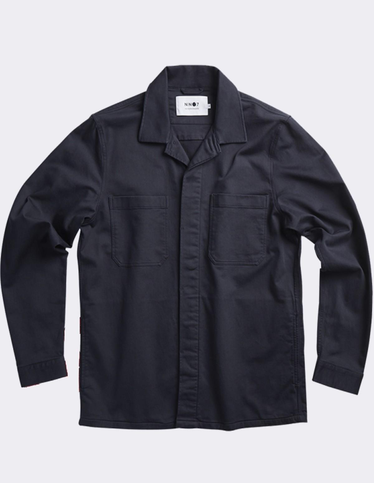 Nn07 Bernie 1420 Jacket - NAVY 200