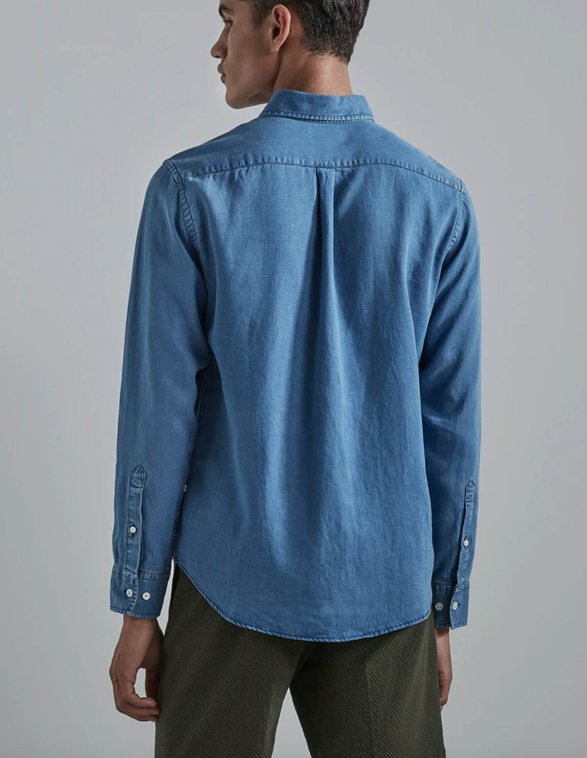 Nn07 Levon Shirt Tencel