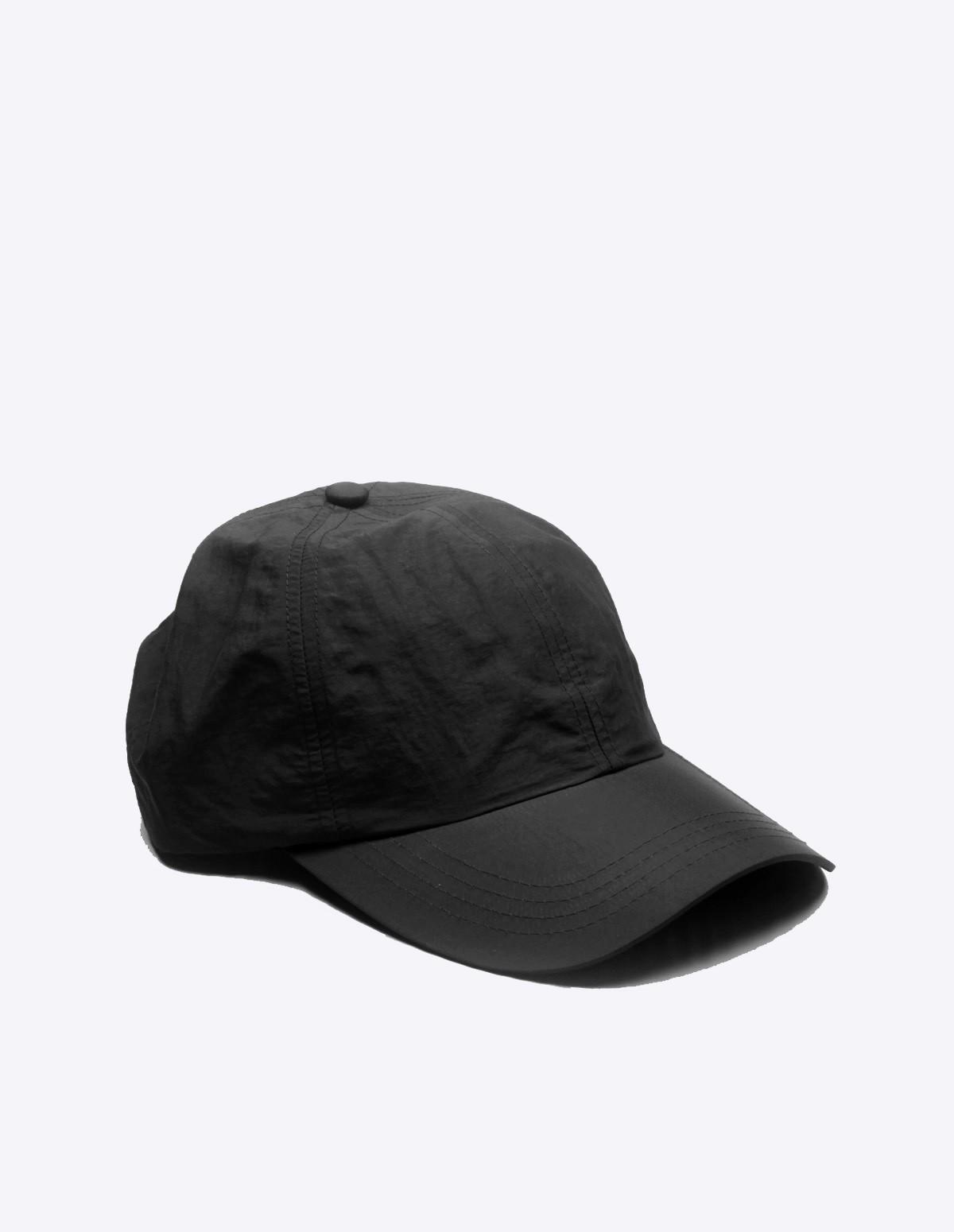 Nn07 Nylon Cap 9153 - BLACK 999