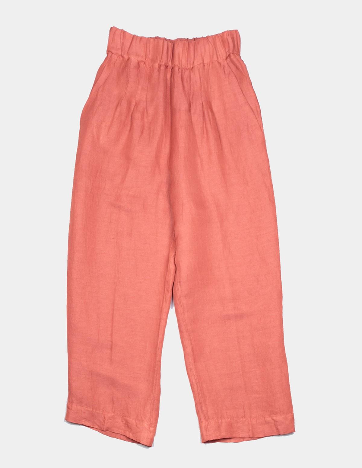 Pom 7142f/50764 Pants - 14 TERRACOTA