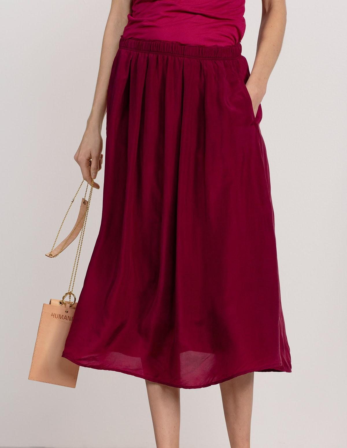 Huma Fenix Skirt - CASSIS