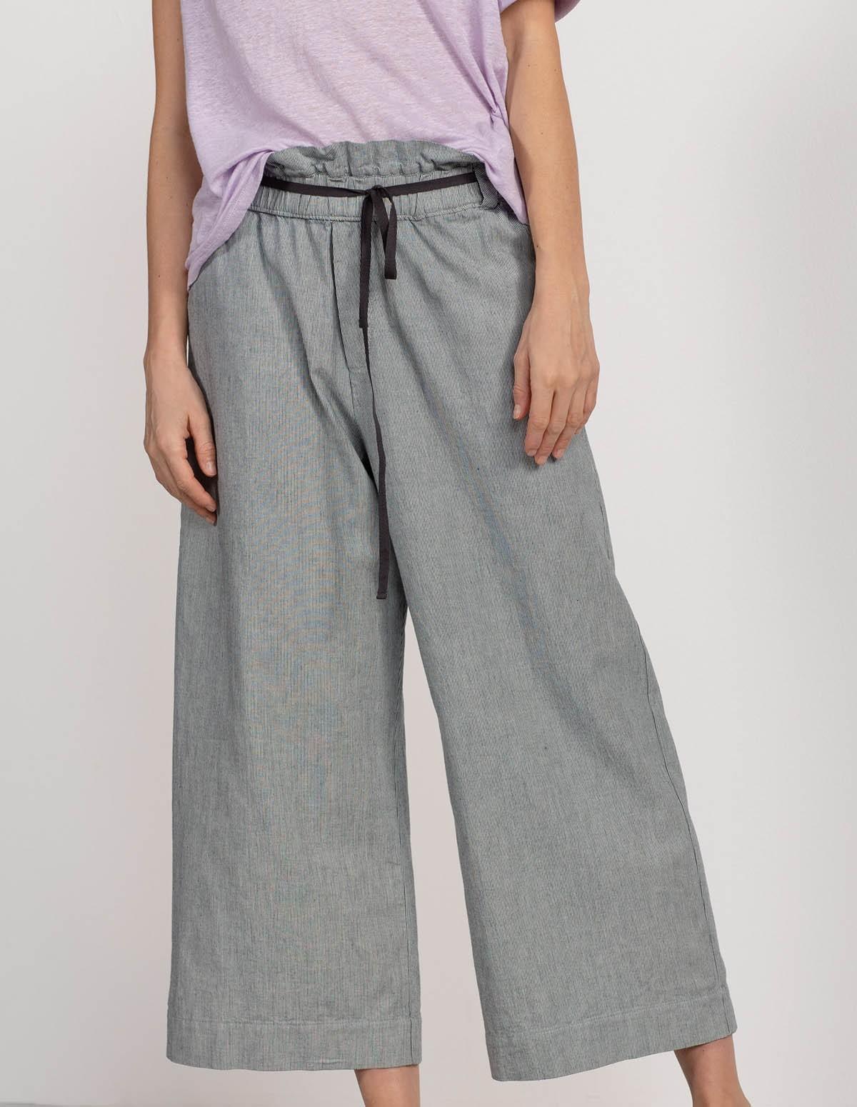 Huma Thime Pants - SHADOW