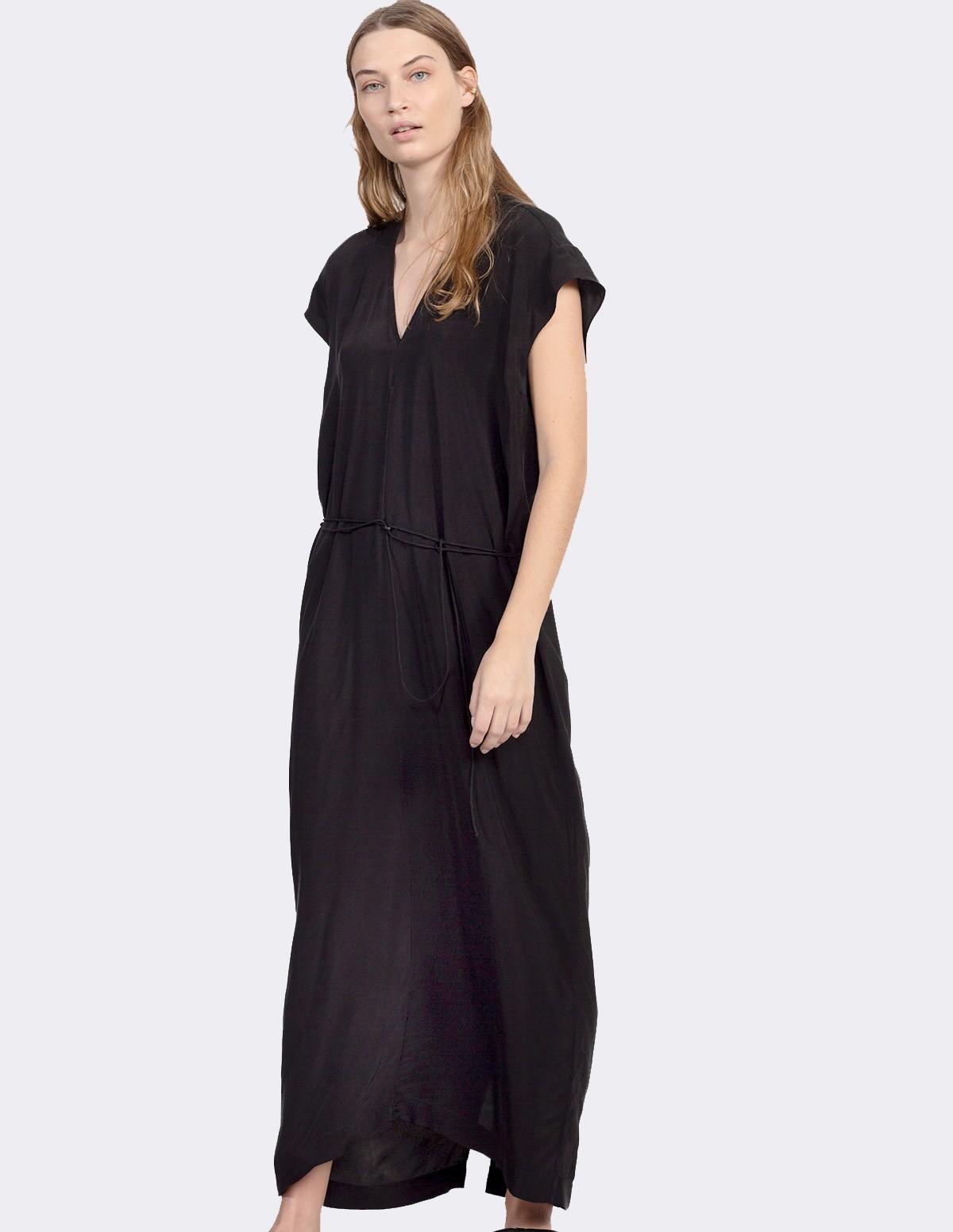 Huma Skyler Dress - BLACKISH