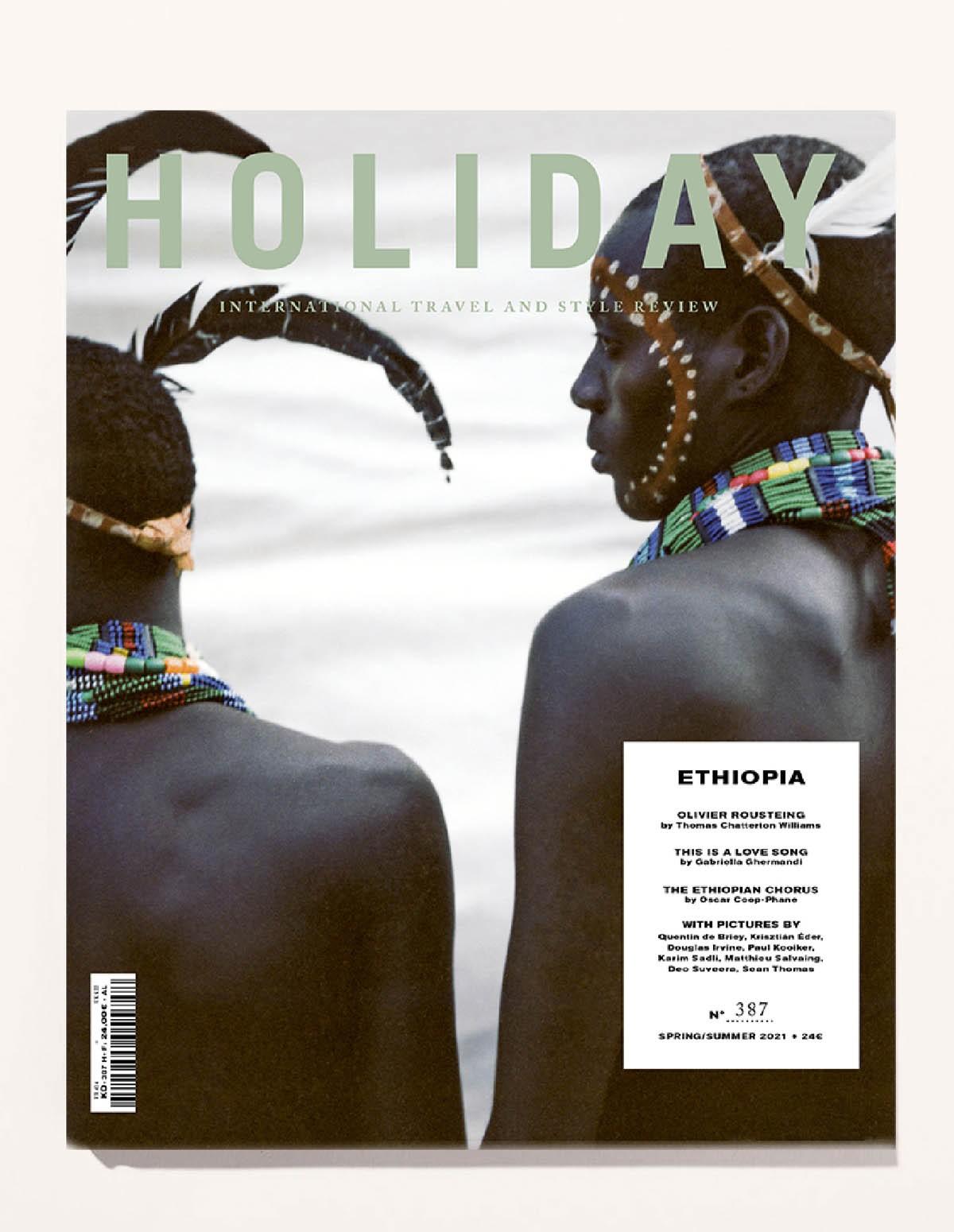 Holiday Magazine 387